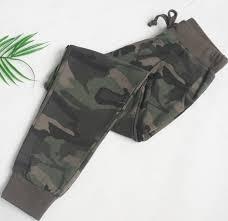 <b>HOUZHOU</b> Plus Size Pants for Women Cotton Camouflage Trousers ...