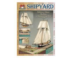 Купить <b>Сборная картонная модель Shipyard</b> балтиморский ...