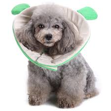 <b>Pet's</b> Protective Collar <b>Dog's</b> Frog Neck Scoop Beauty Medical Cover
