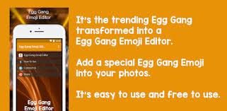 <b>Egg Gang</b> Emoji Editor - التطبيقات على Google Play