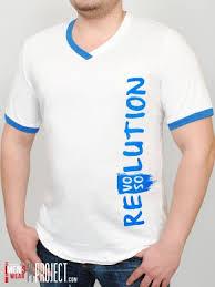 <b>Футболка REVOLUTION</b> белый