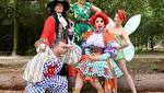 Aylesbury Waterside pantomime Peter Pan launched at Go Ape Wendover