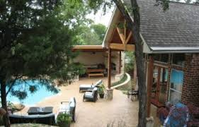 Outdoor Living Spaces   Texas Best House Plans by Creative ArchitectsOutdoor Living Spaces