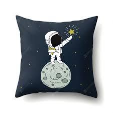 Creative cartoon astronaut lunar hug pillowcase Sale, Price & Reviews