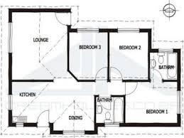 Bedroom House Plans Economy House Plans  economic floor plans