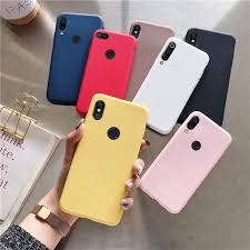 candy <b>color silicone</b> case on for xiaomi mi 8 9 se <b>a1</b> 5x mix 2s a2 lite ...