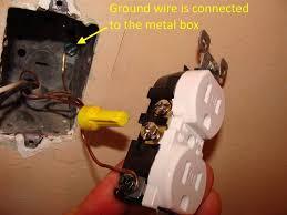 code bathroom wiring: box grounding box grounding box grounding