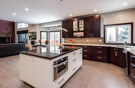 Kitchen Remodeling Denver Co Sleek Contemporary Kitchen Renovation