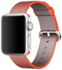 <b>Ремешок</b> для умных часов <b>Apple</b> Watch 42mm, Space Orange ...