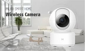 <b>Xiaomi IMILAB</b> Smart Home Wireless <b>Camera</b> Offered For Just $39.99