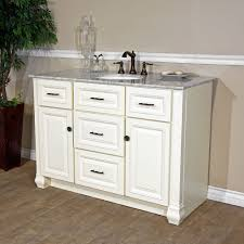 White Bathroom Units Bathroom White Bathroom Vanities With Tops And White Sink And