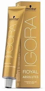 <b>Schwarzkopf Igora</b> Royal <b>Absolute</b> 5-60 - Light Brown Chocolate ...