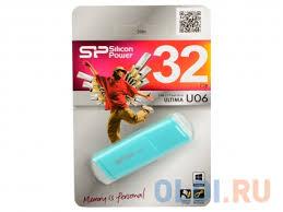 <b>USB флешка 32Gb Silicon</b> Power Ultima U06 ...