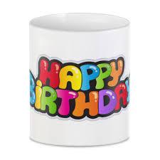 3D <b>кружка Happy Birthday</b> #2957755 в Москве – купить <b>кружку</b> с ...