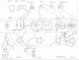kalamazoo model 2 build page 2 telecaster guitar forum on silverface champ schematic