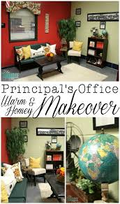 the principals office a warm and homey makeover 100 homegoods giveaway school office decorating ideasschool beautiful business office decorating ideas
