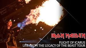 <b>Iron Maiden</b> - Flight Of Icarus (<b>Live</b> from the Legacy Of The Beast Tour)