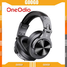 <b>Oneodio</b> A70 <b>Fusion Professional Wired</b> Studio DJ Headphones + ...
