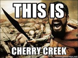 this is cherry creek - This Is Sparta Meme | Meme Generator via Relatably.com