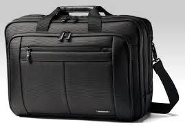 Samsonite <b>Classic Three</b> Gusset Toploader Laptop Bag Review   BMB