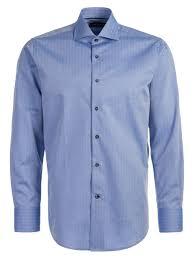 Рубашка, <b>Angelo Bonetti</b> Передовые технологии синий Мужские ...