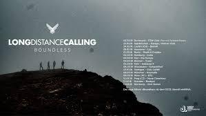 <b>Long Distance Calling</b>