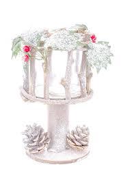 """Подсвечник- фонарь """"Натурале"""" <b>DUE ESSE</b> CHRISTMAS арт ..."""