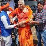 Swami Agnivesh thrashed by mob in Jharkhand, BJP denies hand