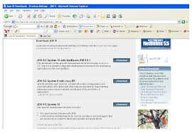 cs x resources online click on jdk 5 0 update 12 or if you want netbeans as well click on jdk 5 0 update 12 netbeans ide 5 5 1 help middot java technology