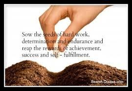 Success The Fruit Of Hard Work Quotes via Relatably.com