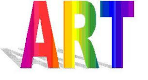 "Image result for Pictures of the word ""art"""