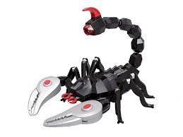 Механический скорпион на ИК-управлении <b>Feilun</b>, <b>звук</b>, свет ...