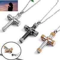Urn Necklace <b>Cross</b> Online