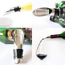 KANNERT 1pc Creative 2 in 1 <b>Stainless Steel Liquor Spirit</b> Pourer ...
