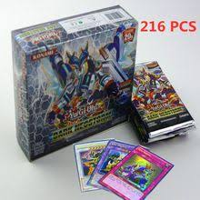 <b>Yugioh 216</b> Pcs Set with Box <b>Yu Gi Oh</b> Anime Game Collection ...