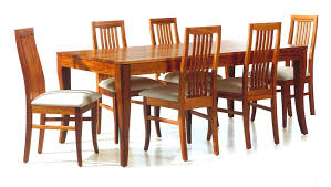 Solid Wood Dining Room Table Solid Wood Casual Rustic Dining Room Table And Chair Set Dining