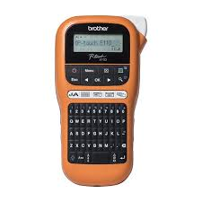 Buy the <b>Brother PTE110VP</b> Industrial Durable Label Maker ...