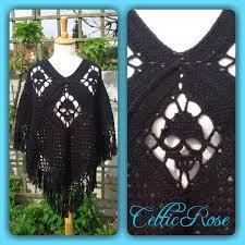 Stoer! <b>Skull</b> poncho gehaakt. Crochet <b>gothic skull</b> poncho. | Crochet ...