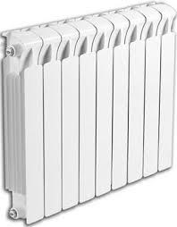 <b>Водяной радиатор отопления RIFAR</b> Monolit 500 х 9 сек купить в ...