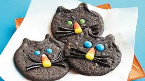 Chocolate <b>Cat Cookies</b> Recipe - Pillsbury.com