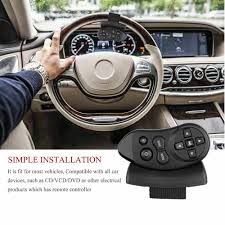 Onever New <b>Universal Car Wireless Steering</b> Wheel Button Remote ...