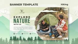 Camping PSD, 500+ High Quality Free PSD Templates for Download
