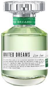 <b>Туалетная вода UNITED</b> COLORS OF BENETTON United Dreams ...