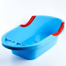 <b>Ванна детская</b> «<b>Малышок Люкс</b>», цвет синий (1876845) - Купить ...