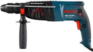 Видеообзор <b>перфоратора Bosch GBH 2-26</b> DFR Professional с ...