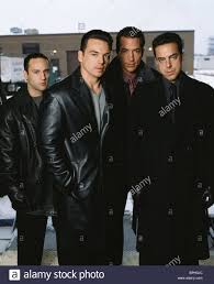 welliver stock photos welliver stock images alamy lillo brancato jason gedrick sonny marinelli titus welliver falcone 2000 stock image