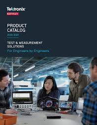 2020 Tektronix and Keithley Product Catalog