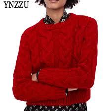 <b>YNZZ</b> 2018 <b>New Winter</b> Casual Women's Sweater Long Sleeve ...