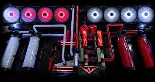 HYPERDESK V2 - <b>стол</b>-<b>компьютер</b> с водяным охлаждением и ...
