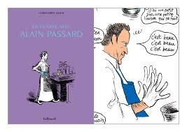 """Résultat de recherche d'images pour """"en cuisine avec alain passard"""""""